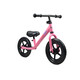 Kiddimoto Super Junior Laufrad Pretty Pink